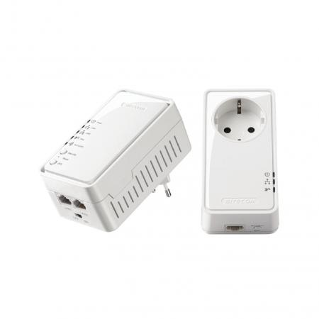 Sitecom - LN555 - Powerline adapter - Wit