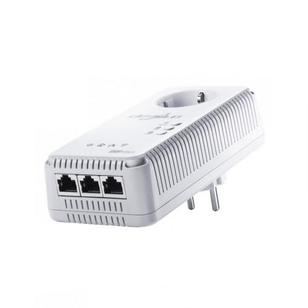 Devolo - dLan 500 AV Wireless - Powerline adapter - Wit