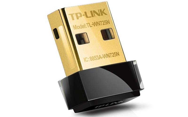 TP-Link - TL-WN725N - Wifi dongle - Zwart