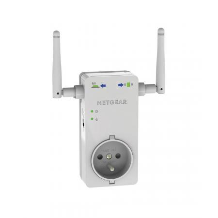Netgear - WN3100RP - Wifi repeater - Wit