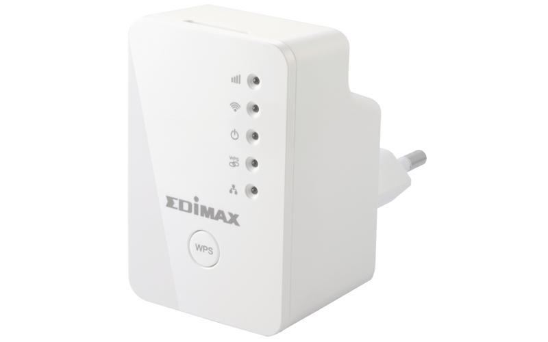 Edimax - EW-7438RPn Mini - Wifi repeater - Wit