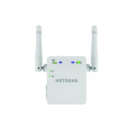 Netgear - WN3000RP - Wifi repeater - Wit