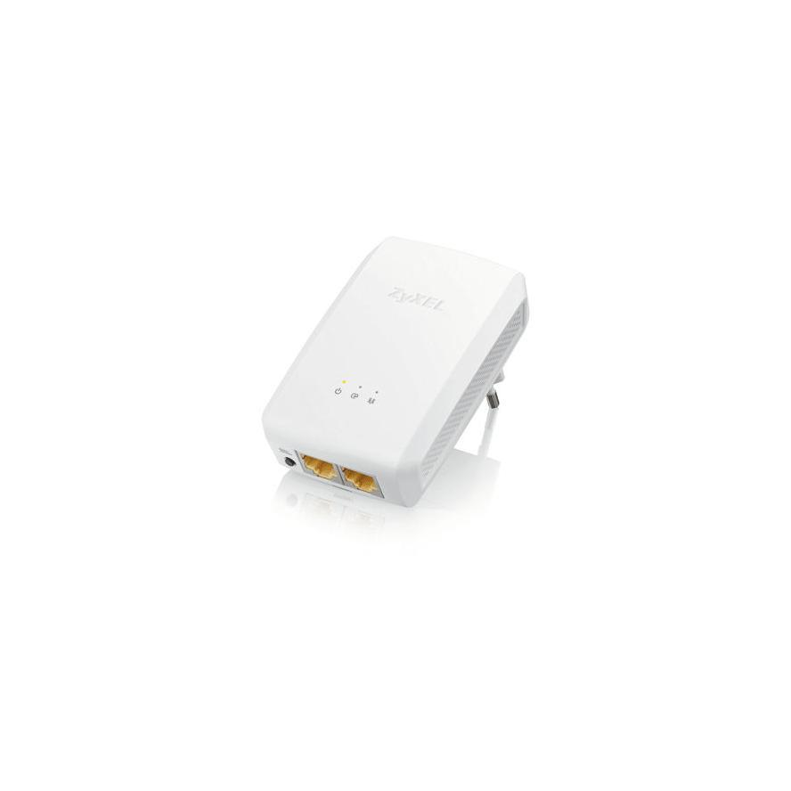 ZyXEL - PLA5206 v2 - Powerline adapter - Wit