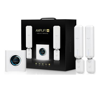 Ubiquiti - AmpliFi HD set - Multiroom wifi - Wit
